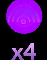 x4 Efficient