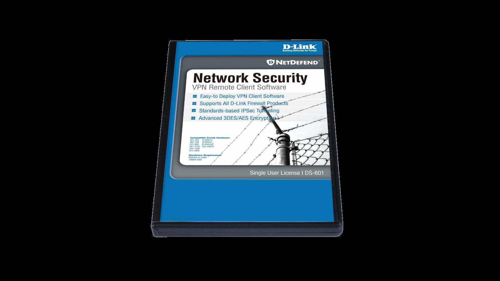 VPN Remote Access Software 1 User License