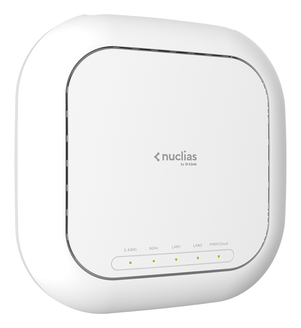 DBA-2802P Nuclias Wireless AC2600 Cloud-Managed Access Point - side