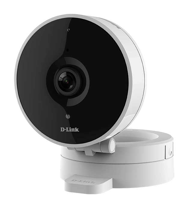 Left side of the DCS-8010LH mydlink HD Wi-Fi Camera