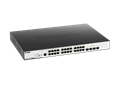 DGS-3000-28XMP Gigabit L2 Managed Switch