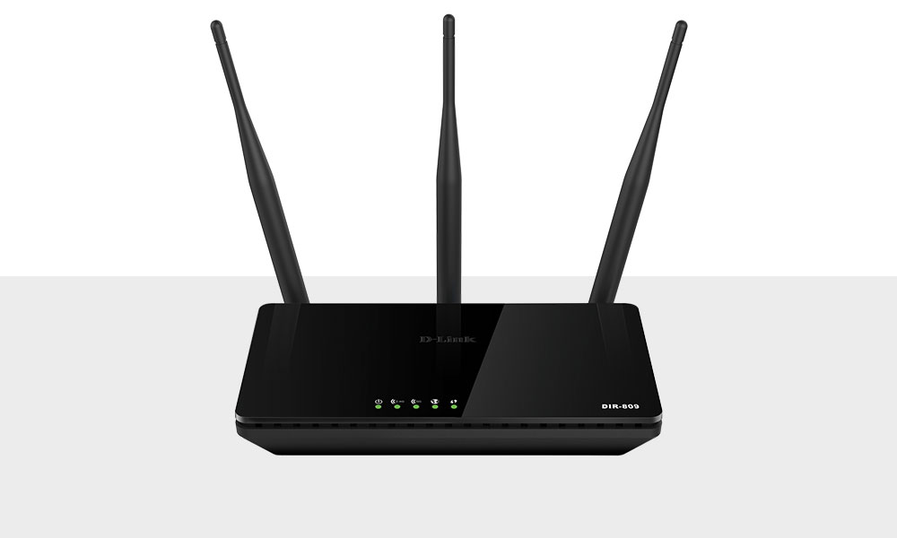 DIR-809 Wireless AC750 Dual Band Router