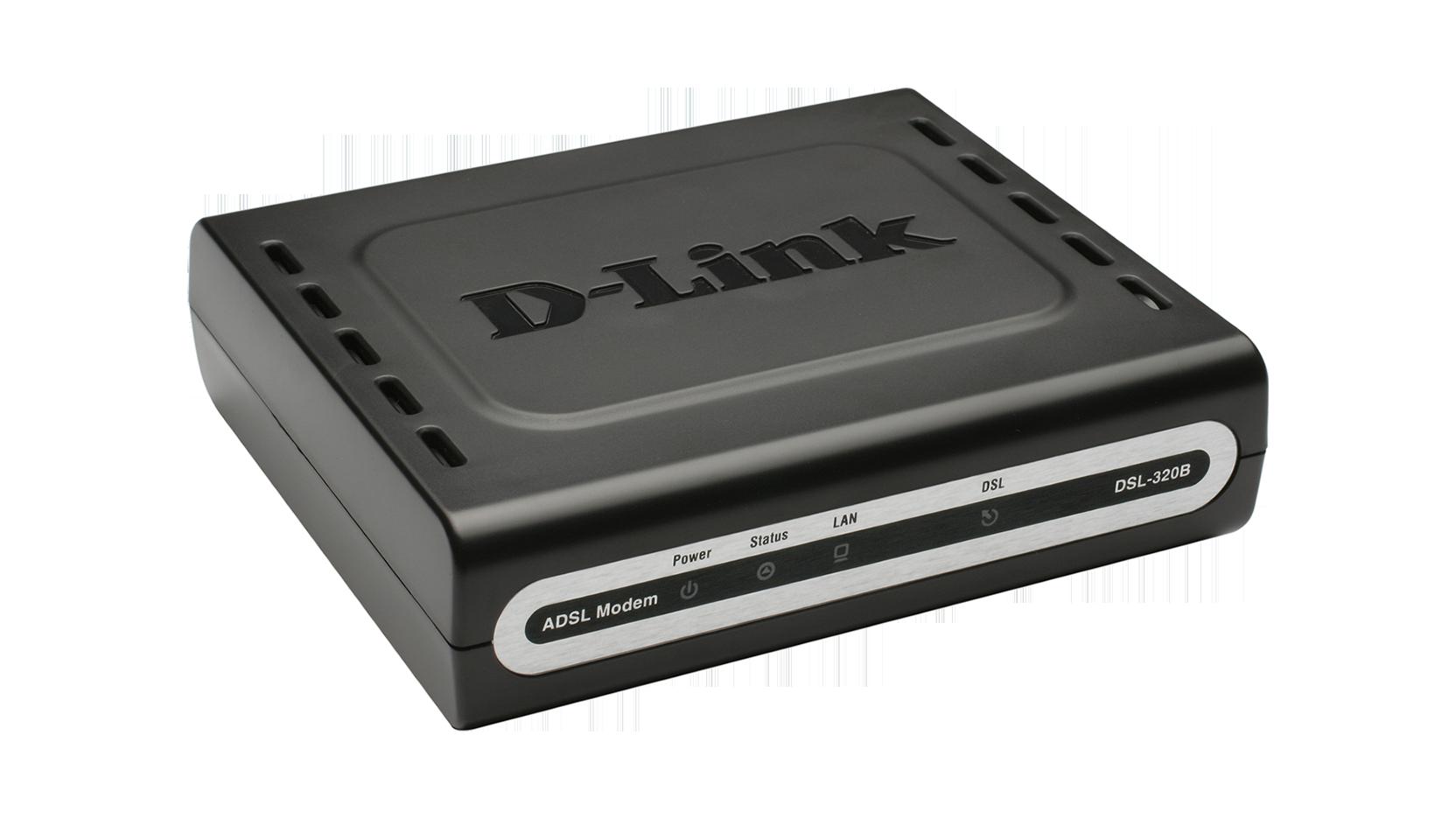 DSL-321B ADSL2+ Ethernet Modem | D-Link