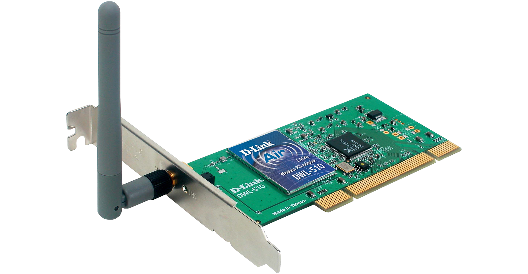 D LINK AIRPLUS G DWL G510 WIRELESS PCI CARD WINDOWS 7 64BIT DRIVER