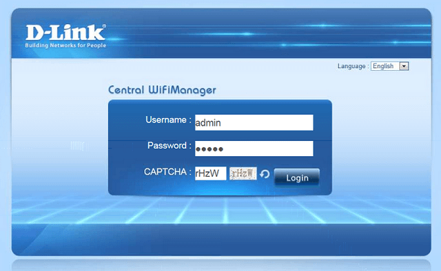 How to Setup Captive Portal and Passcodes CWM-100 | D-Link