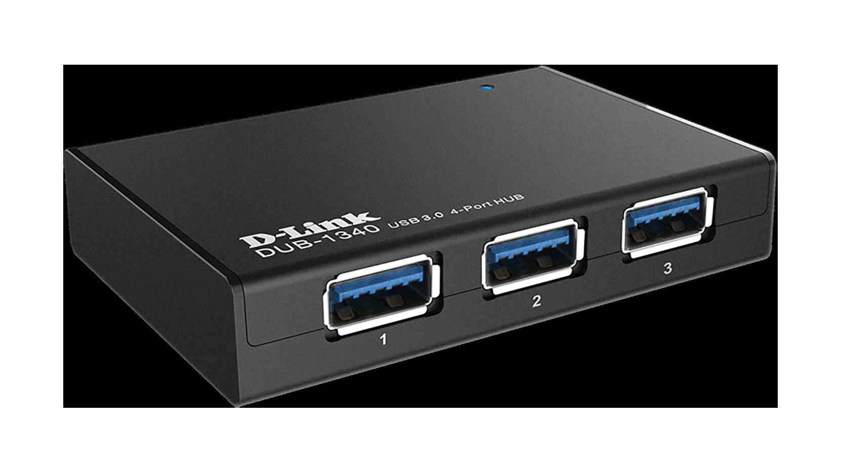 DUB-1340 Hub 4 ports USB 3.0