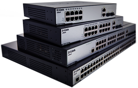 D-Link switches