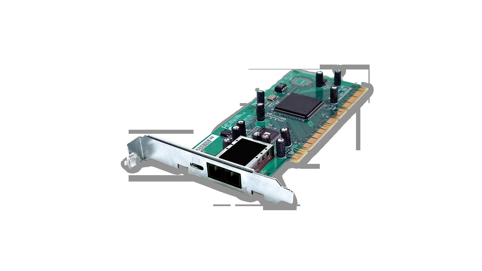 D-Link DGE−550SX PCI-X Gigabit Ethernet Adapter