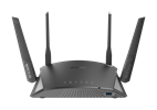 DIR-2660 EXO AC2600 Smart Mesh Wi-Fi Router front