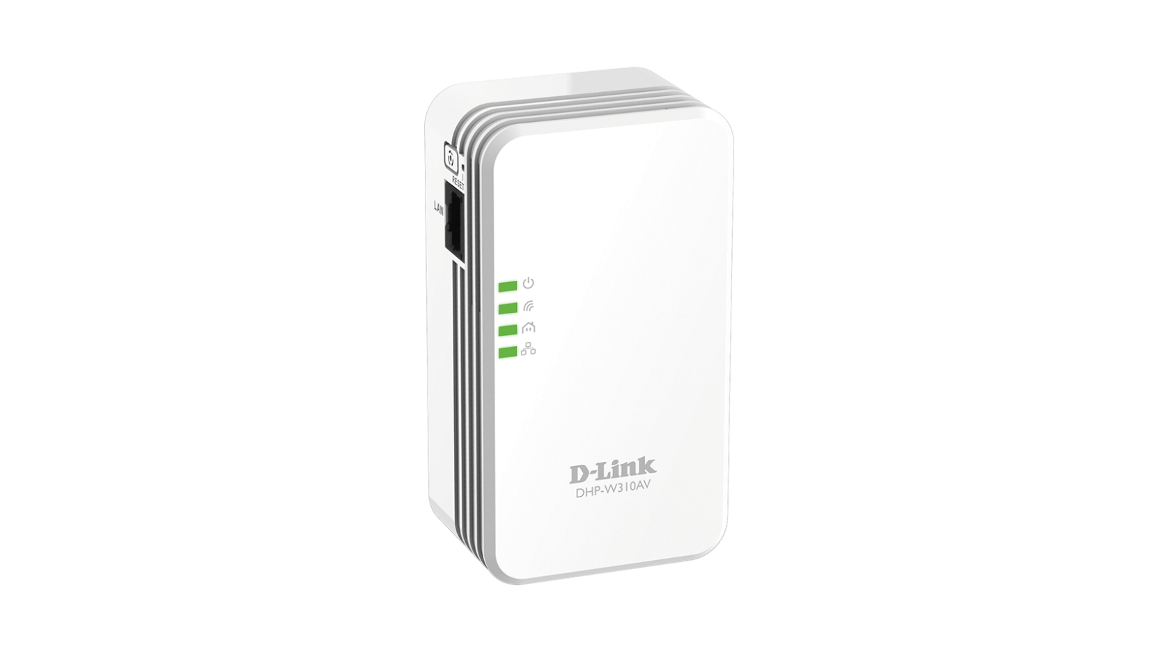 how to connect dlink powerline
