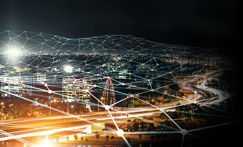 Industrial switches play an important part in Smart Cities