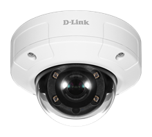 DCS-4605EV 5-Megapixel Outdoor Dome Camera