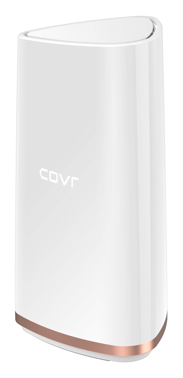COVR 2202 Tri-Band Whole Home Wi-Fi System - Left Side