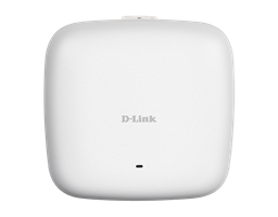 Front of DAP-2680 Wireless AC1750 Wave 2 Dual-Band PoE Access Point