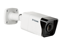 DCS-4718E 8 Megapixel H.265 Outdoor Bullet Camera - right side.