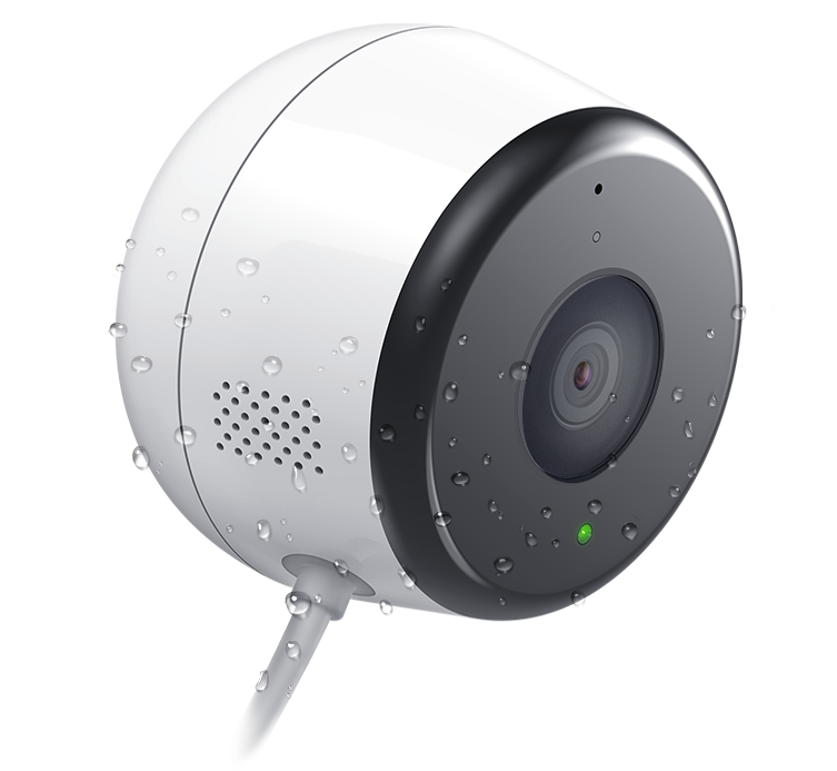DCS-8600LH Full HD Outdoor Wi-Fi Camera