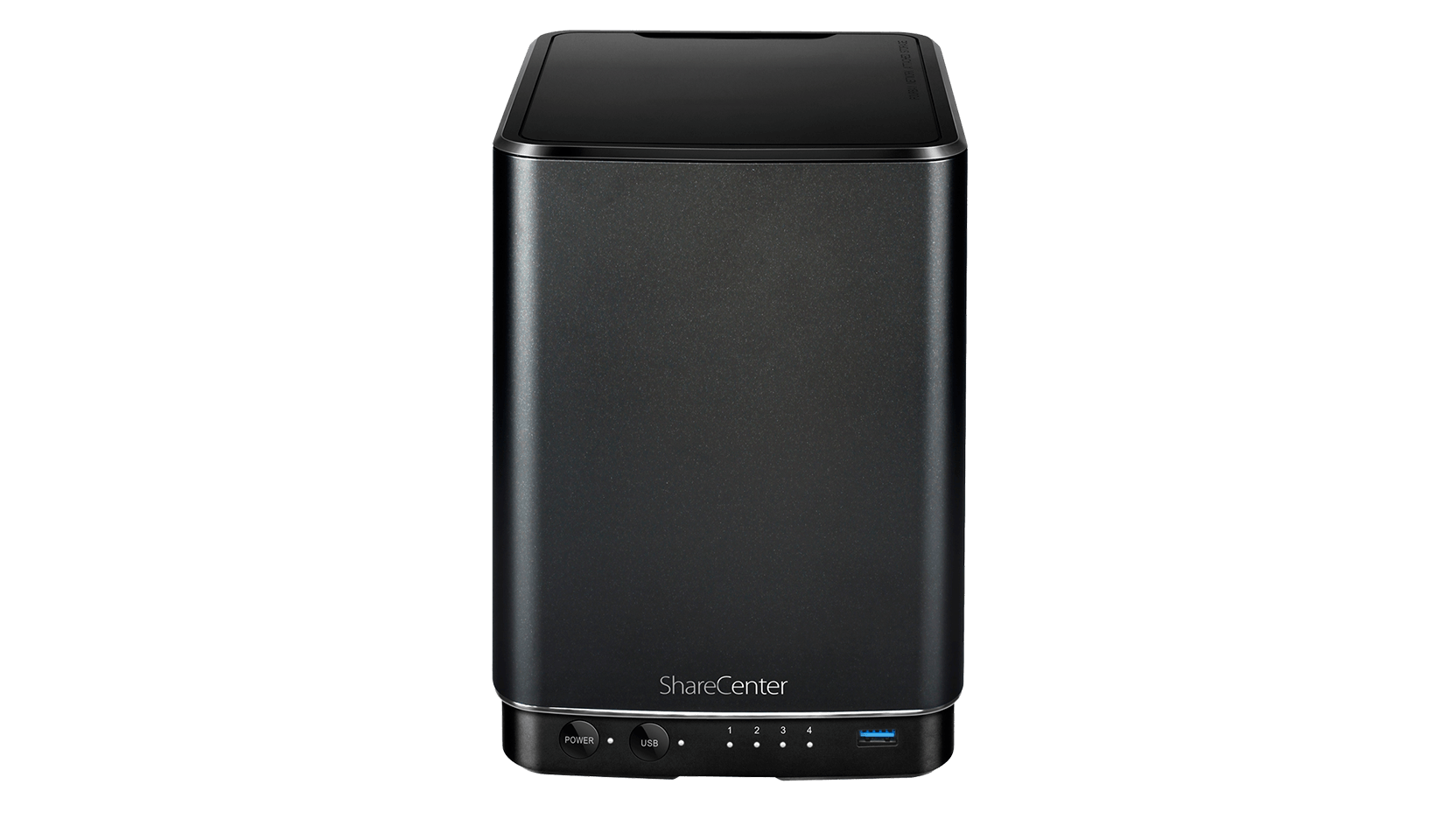 DLink DNS 340L Front View