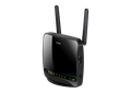 DWR-953 B1 Wireless AC1200 4G LTE Multi-WAN Router Image Side Left