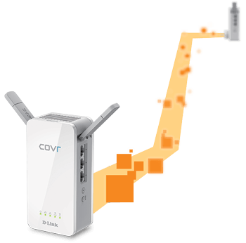 Hybrid Whole Home Powerline Wi-Fi System