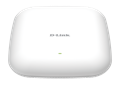 DAP-2662 Wireless AC1200 Wave2 Dual Band PoE Acess Point - front low angle