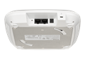 DAP-2662 Wireless AC2300 Wave 2 Dual-Band PoE Access Point - side-on view without mount.