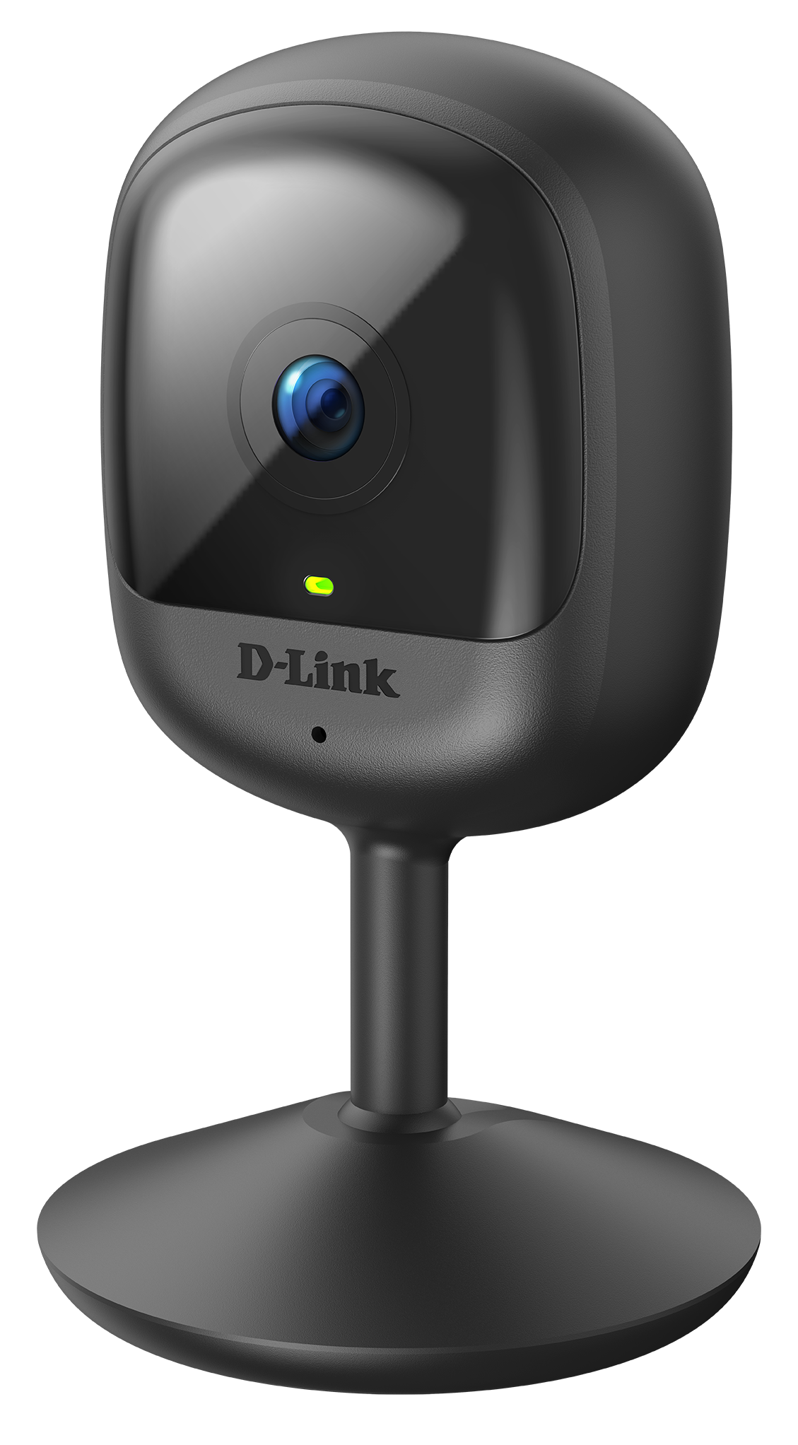 DCS-6100LH	Compact Full HD Wi-Fi Camera - left side view.