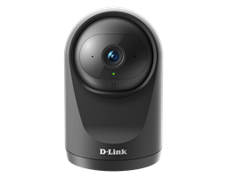 DCS-6500LH Compact Full HD Pan & Tilt Wi-Fi Camera - front view.