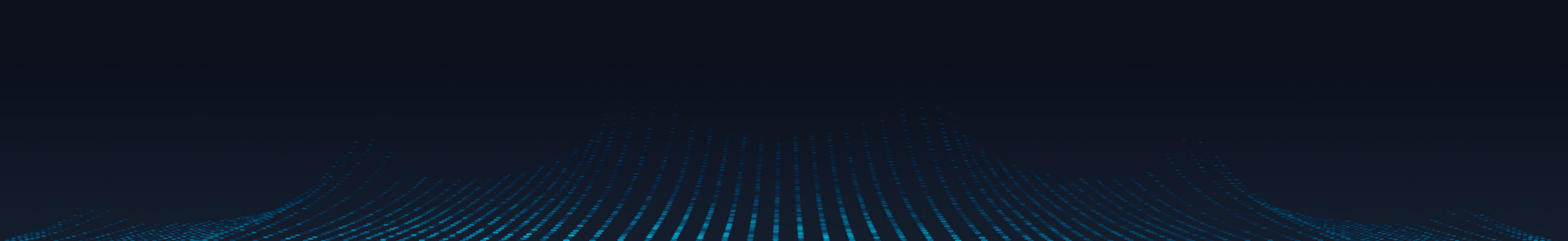 Dark background with blue wave lines