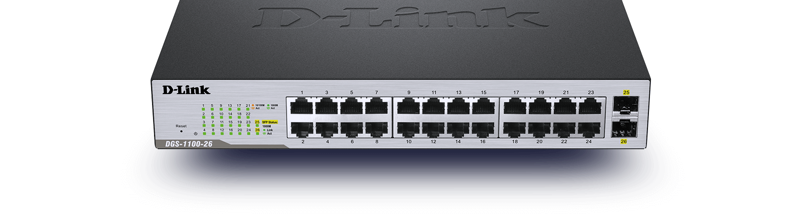 D-Link Assist for DGS-1100 Series Switches