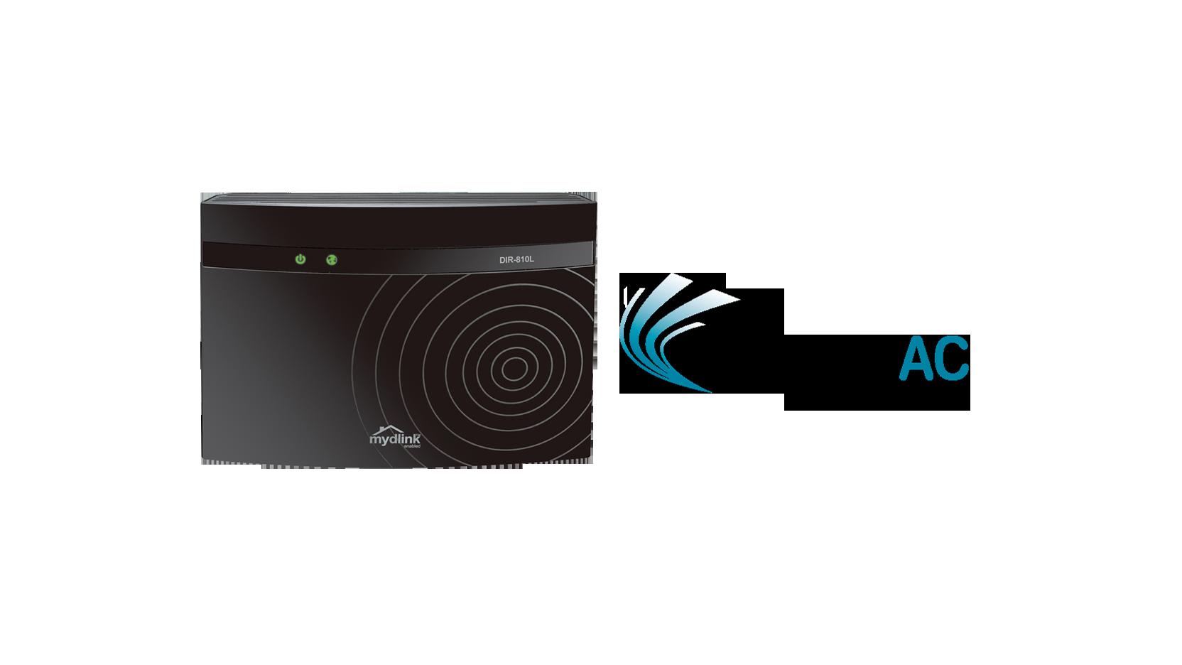 DIR-810L Wireless AC750 Dual-Band Cloud Router | D-Link Deutschland