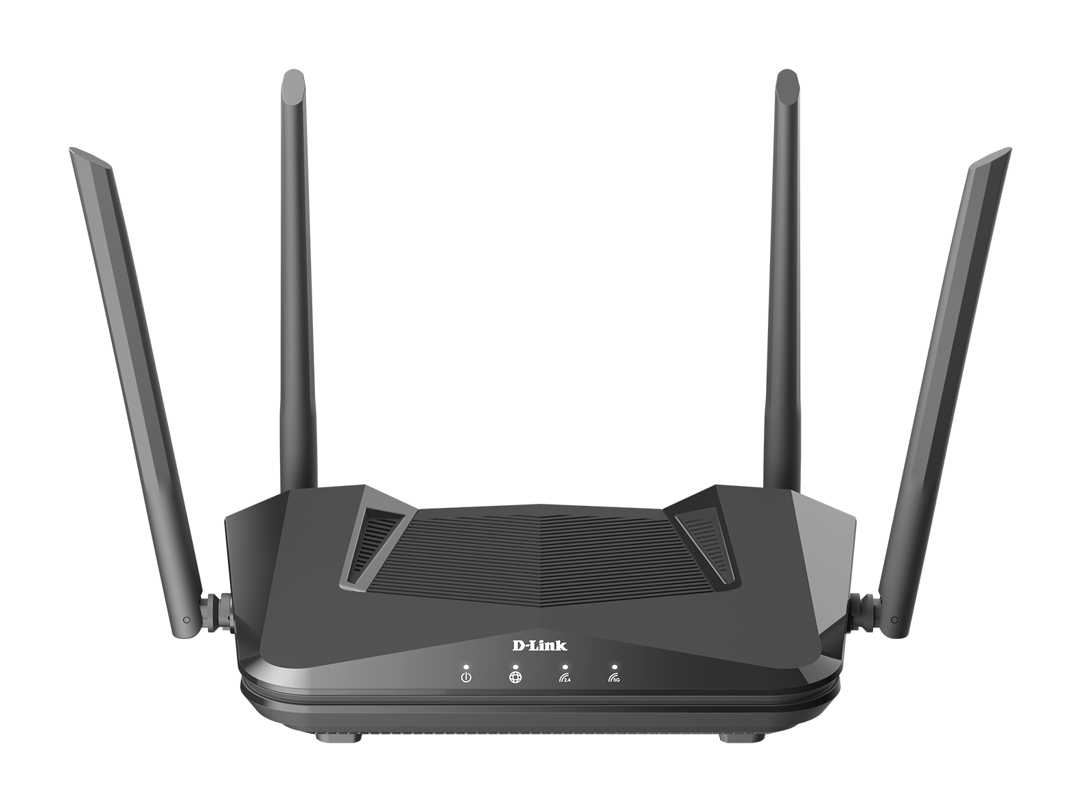 DIR-X1560 AX1500 Wi-Fi 6 Router - Front