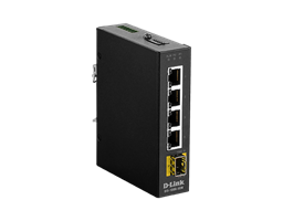 DIS-100G-5SW Industrial Gigabit Unmanaged Switches