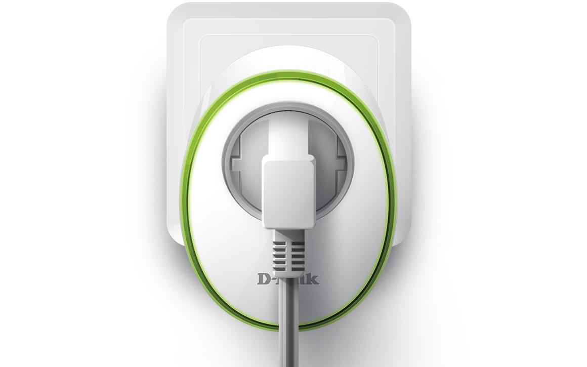 DSP-W115 Smart Wi-Fi plug for the smart home