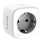 DSP-W118 Mini Wi-Fi Smart Plug - Side Right EU