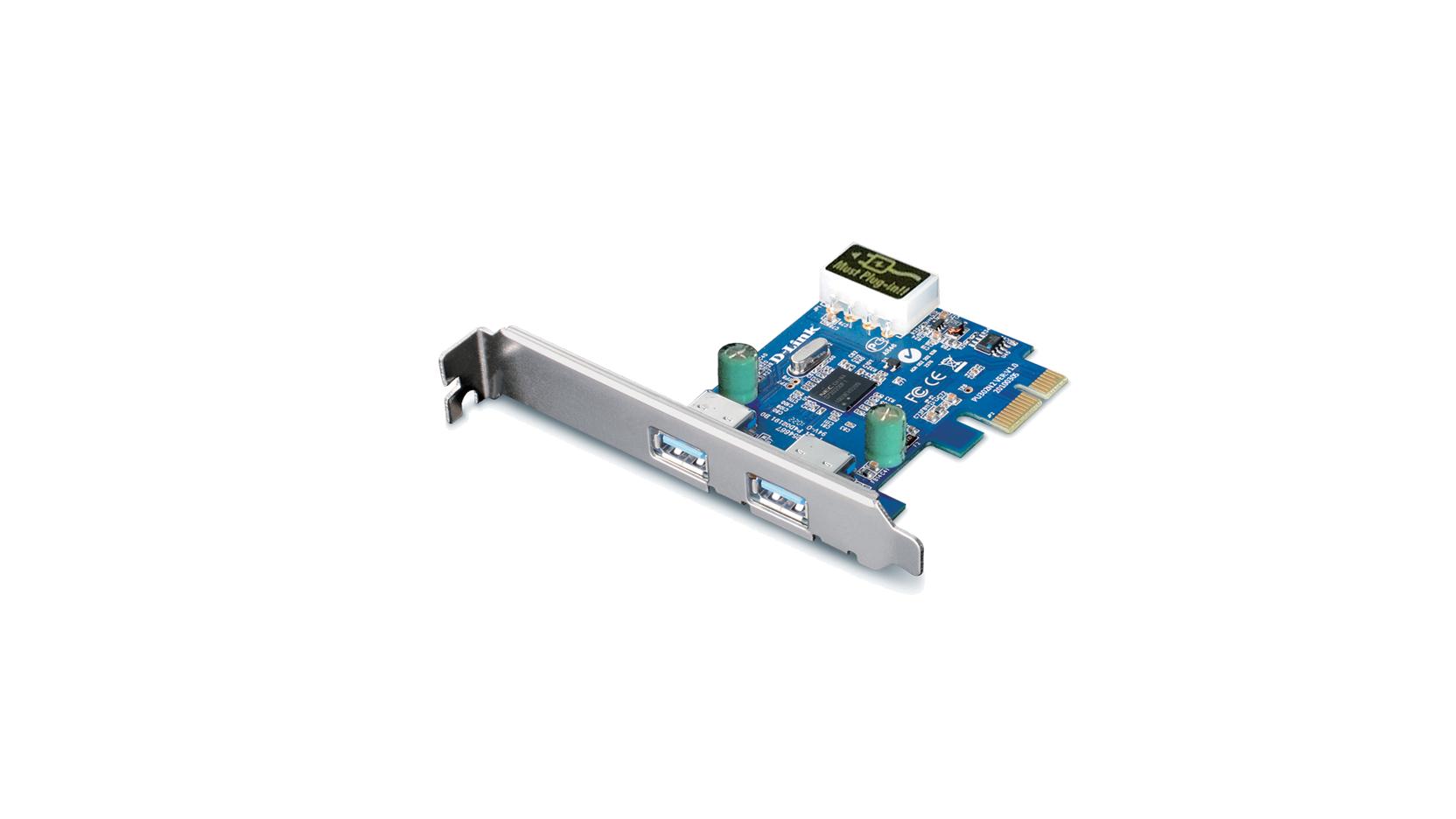 Amazon. Com: d-link 2-port usb 3. 0 pci express card (dub-1310.