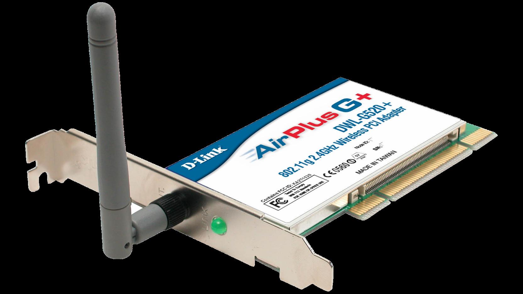 DLINK AIRPLUS XTREME G DWL-520 WINDOWS 7 X64 DRIVER
