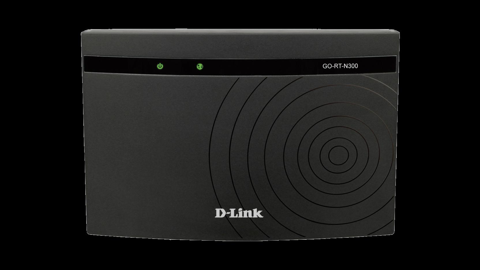 GO-RT-N300 Wireless N 300 Easy Router | D-Link Deutschland