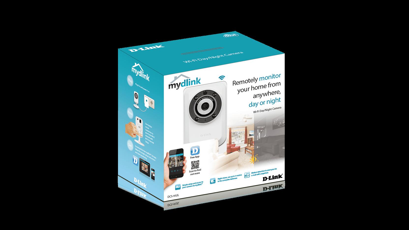 D-Link DCS-932L Web Cam