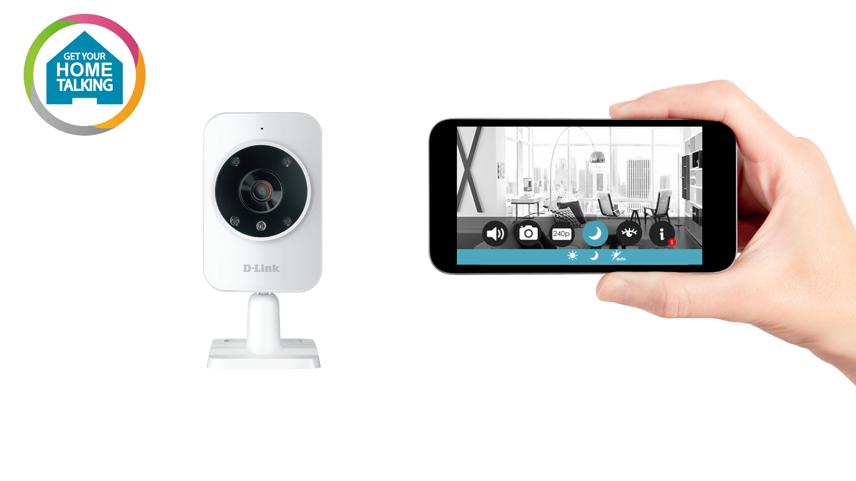 D-Link DCS-935L revA1 Camera 64Bit