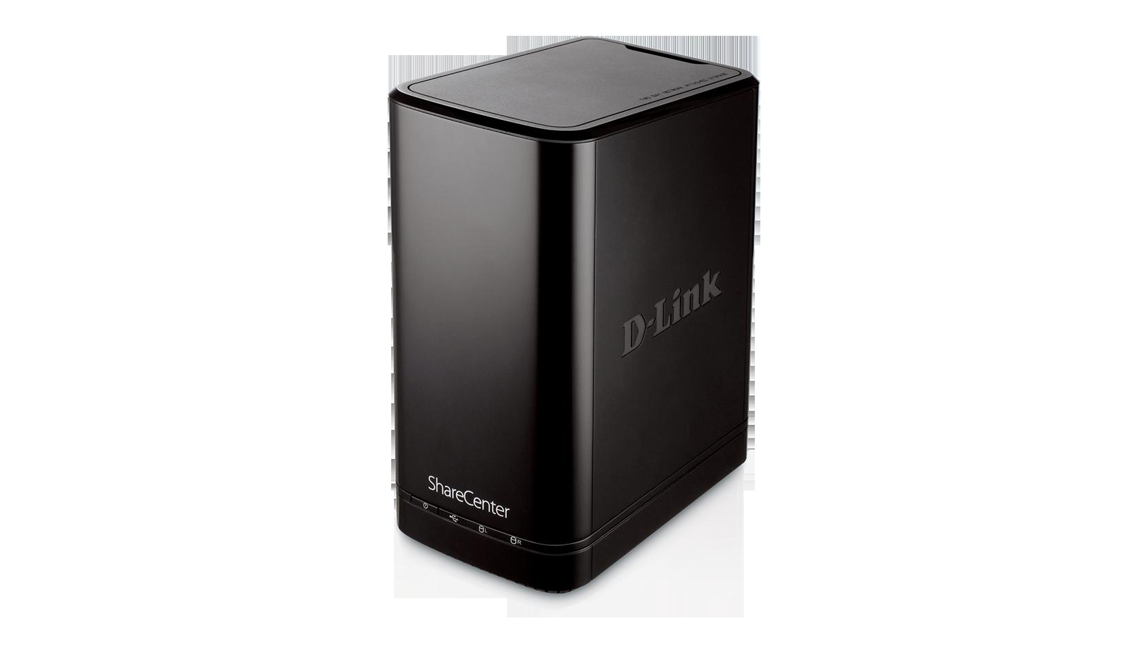 D-link dns-320 sharecenter network storage quick install guide | d.