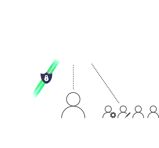 End to end encryption between the Nuclias cloud and the devices