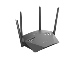 DIR-1950 AC1900 MU-MIMO Wi-Fi Router - right side