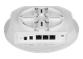 DWL-7620AP Wireless AC2200 Wave 2 Tri-Band Unified Access Point Back