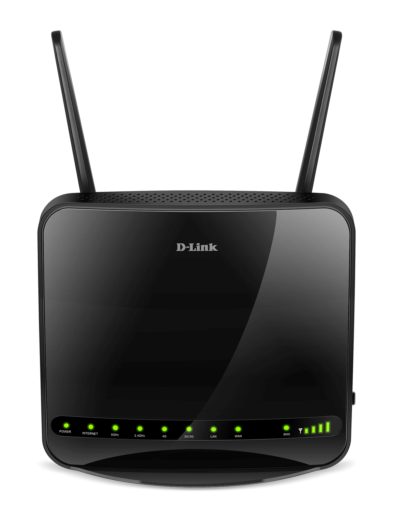 DWR-953 B1 Wireless AC1200 4G LTE Multi-WAN Router Image Front