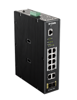 DIS-200G-12PS Industrial Smart Managed Switch