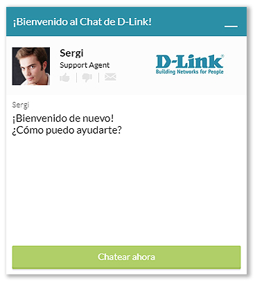 chat D-Link