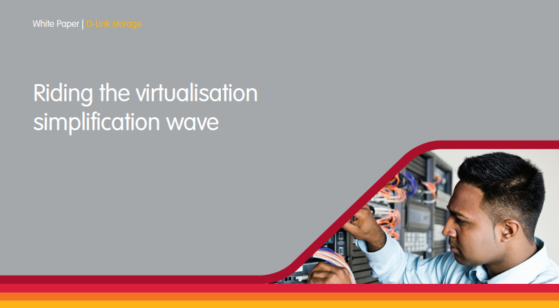 Riding the virtualisation simplification wave
