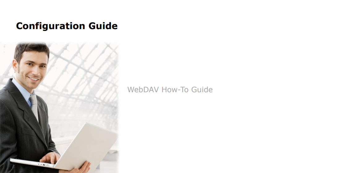 WebDAV How-To Guide