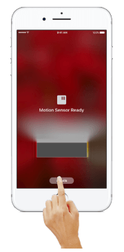 Setup Omna motion detection in Home App - Step 2