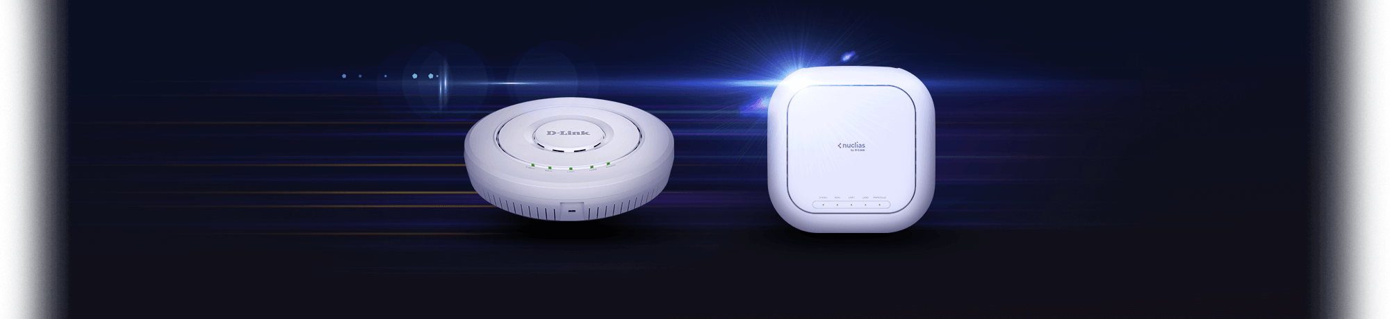 Wi-Fi 6 para entornos de alta densidad de usuarios con D-Link Nuclias
